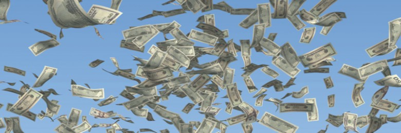 снимка: летящи пари